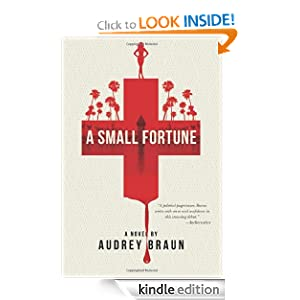 Kindle Daily Deal: Kindle Daily Deal: A Small Fortune, by Audrey Braun. Publisher: AmazonEncore (July 19, 2011)