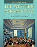 img - for The Western Perspective: A History of Civilization in the West (with InfoTrac ) Volume 2: The Renaissance to the Present book / textbook / text book