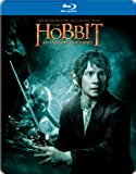 The Hobbit: An Unexpected Journey - Limited Edition Steelbook (Exclusive to Amazon.co.uk) [Blu-ray + UV Copy] [2012] [Region Free]