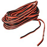20ga 25' Red/Black Hookup Wire 12V DC