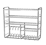 Clytius kitchen Rack for Modular kitchen Stainless Steel 30X30