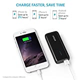 Cheap Anker® Astro E1 5200mAh Ultra Compact Portable Charger  External Battery Power Bank with PowerIQ™ Technology for iPhone, iPad, Samsung, Nexus, HTC and More (Black)