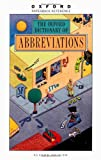 Dictionary of Abbreviations (Oxford Paperback Reference) (0192800736) by Oxford University Press
