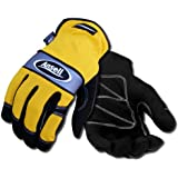 Ansell ProjeX 97-510 Spandex Glove, Knuckle Protection, (Pack of 1)
