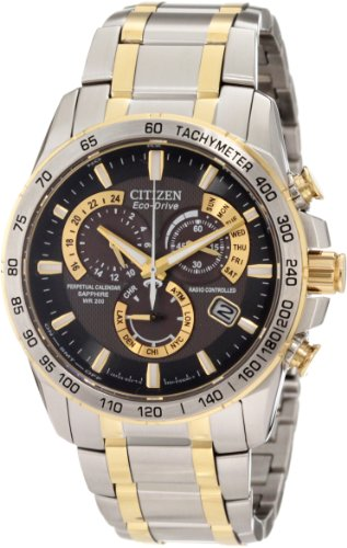 Citizen Men's AT4004-52E Perpetual Chrono A-T Watch