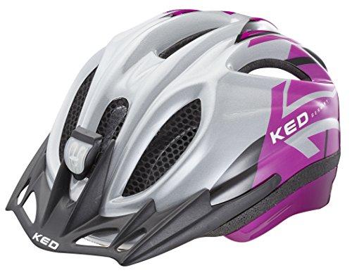 ked fahrradhelm meggy k star violet s m 16414304sm. Black Bedroom Furniture Sets. Home Design Ideas