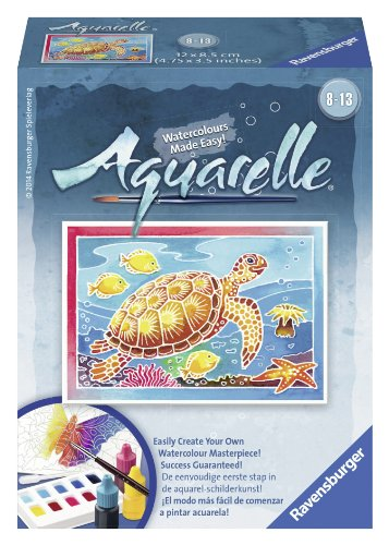 Ravensburger Aquarelle Turtle - Arts and Crafts Kit