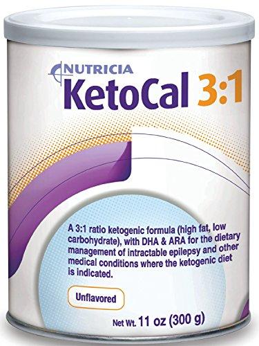 Units Per Case 6 Ketocal 3.1 300G Flavor Unflavored Nutricia Shs N. America 16672
