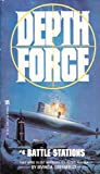 img - for Depth Force 4-Battle Statio (Depth Force No. 4) book / textbook / text book