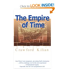 The Empire of Time (Chronoplane Wars Trilogy) by Crawford Kilian