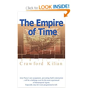 The Empire of Time (Chronoplane Wars Trilogy) by