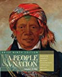 img - for A People and a Nation: A History of the United States, Brief Edition, Volume I book / textbook / text book