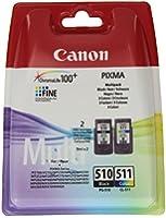 Canon PG510-CL511 Cartouche d'encre d'origine Noir