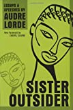 cover of Sister Outsider: Essays and Speeches (Crossing Press Feminist Series)