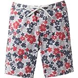 (ヘリーハンセン)HELLY HANSEN Flower Print Water Shorts HE71600-W R レッド WM