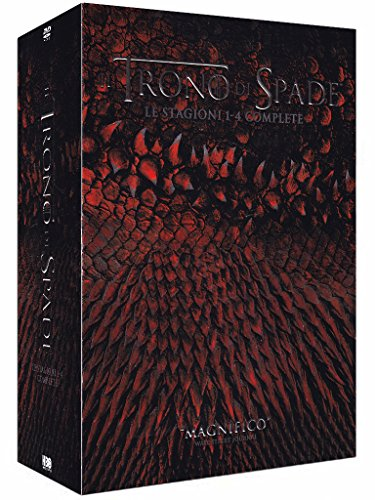 Il trono di spade - Stagioni 01-04 [20 DVDs] [IT Import]
