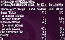 Bicentury Mini Tortitas de Maíz, Producto de Aperitivo con Sabor a Jamón Ibérico - 70 g