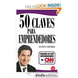 50 claves para emprendedores (Spanish Edition)