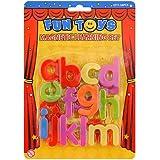 Fun Toys - 26 Lettres Minuscules Magnétiques