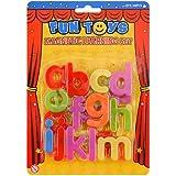 Juguetes educativos: 26 letras magn�ticas de pl�stico [Toy]