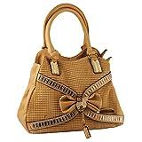 Kentworld Women's Handbag Beige OL78Bg