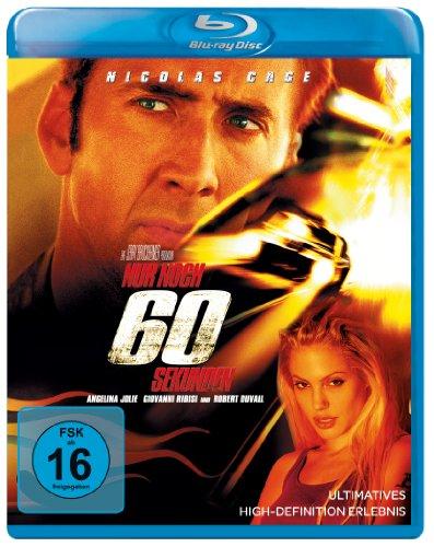 Nur noch 60 Sekunden [Blu-ray]