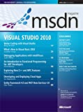 Book Cover For MSDN Magazine