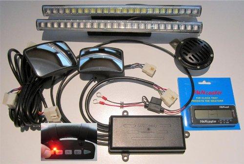 Golf Cart Light Kit Liteseasy Max Wireless Led & Signal Kit 1 Street