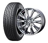サマータイヤ・ホイール 1本セット 14インチ DUNLOP(ダンロップ) エナセーブ EC203 165/70R14 + WEDS(ウエッズ)