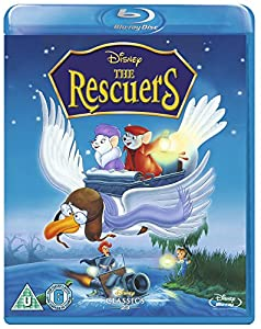 The Rescuers [Blu-ray] [Region Free]