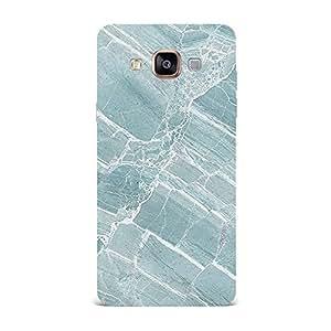 Samsung A9 Case [Hard Protective Cover] Printed Design- Rock Texture Printed Case