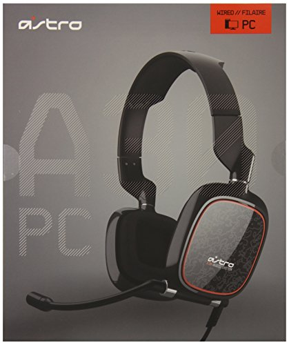 Astro Gaming A30 Pc Headset Kit (Black)
