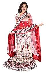 lamaan Designer Women's Lehenga, Choli and Dupatta Set For Bridal ( Wedding and Festivals )