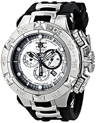 Invicta Men's 15927 Subaqua Analog Display Swiss Quartz Black Watch