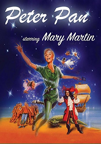 Peter Pan - Starring Mary Martin (Peter Pan With Mary Martin Dvd compare prices)
