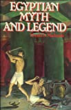 Egyptian Myth & Legend (0517259125) by Donald A. Mackenzie