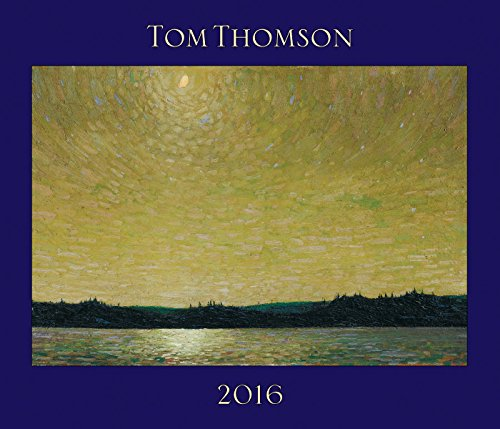Tom Thomson 2016: Bilingual (English/French]