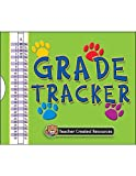 Teacher Created Resources Paw Print Grd Tracker (1643)
