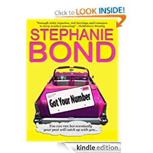 FREE KINDLE BOOK: Got Your Number (a humorous romantic mystery)