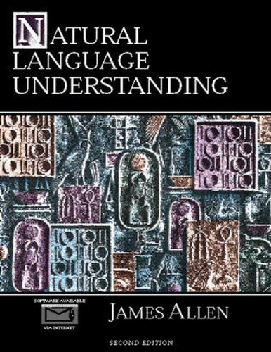 Book Natural Language Understanding (2nd Edition)