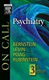 img - for On Call Psychiatry: On Call Series, 3e by Carol A. Bernstein MD MAT (2006-01-20) book / textbook / text book