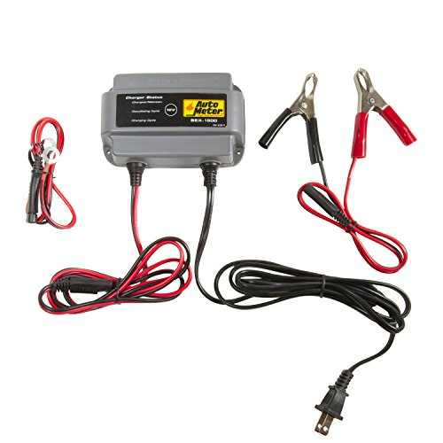 Auto Meter BEX-1500 BEX Series 1.5 Amp Battery Charger/Maintainer