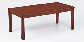 Franklin Series Coffee Table Finish: Walnut
