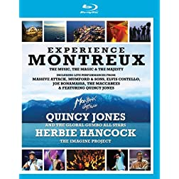 Experience Montreux [Blu-ray]