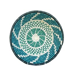 Fair Trade Rwandan Basket