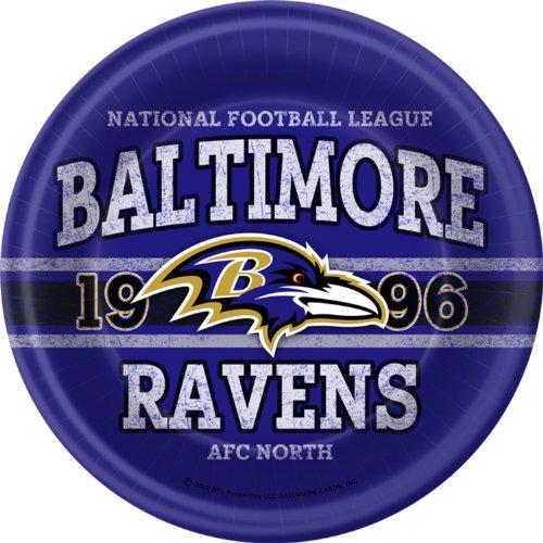 Baltimore Ravens Dinner Plates