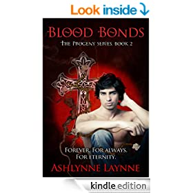 Blood Bonds (The Progeny Series)
