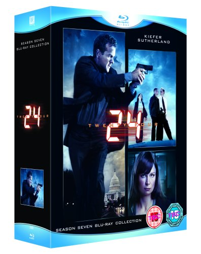 24 - Season 7 [Blu-ray]