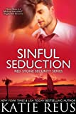 Sinful Seduction (Red Stone Security Series)