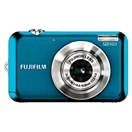 Product Image Fujifilm FinePix 12.0MP Digital Camera - Blue (JV100)